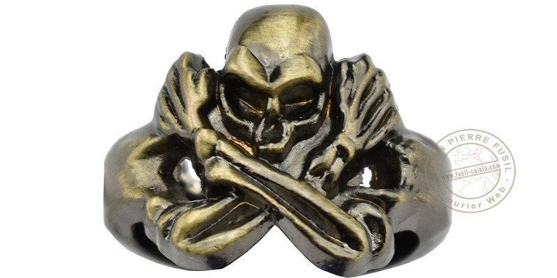 MAX KNIVES - Skull ring knuckle duster