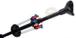 Blowair - 2 elements dismountable blowgun