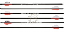UX - Carbon arrows for AIR JAVELIN rifle - x6