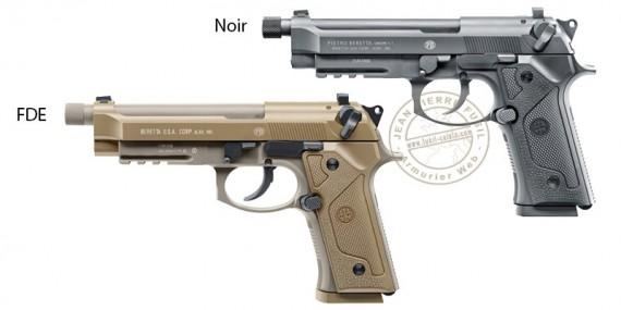 UMAREX - Pistolet à plomb 4,5 mm CO2 BERETTA M9A3 FM - Blowback (3 Joules max)