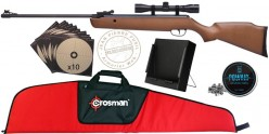 CROSMAN Optimus Air Rifle pack- .177 rifle bore (19.9 joules)