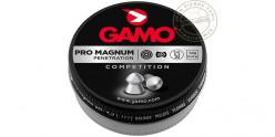 Plombs GAMO Pro Magnum 5,5mm - 2 x 250
