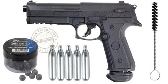 Pistolet CO2 à balles de caoutchouc Less Than Lethal Alfa 1.50 (16 Joules)