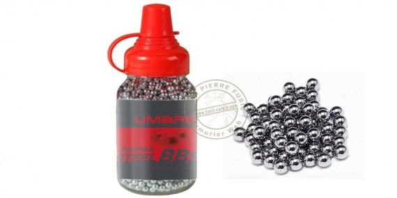Biberon 1500 balles BB sphériques 4,5mm
