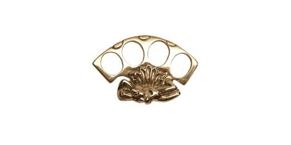 Erotic Knuckle-duster - Golden