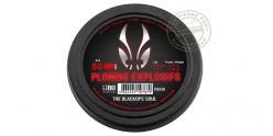The Black Ops Soul - Explosive flat pellets - .177 - x50