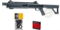 Umarex T4E HDX 68 shotgun pack - Cal.68 CO2 rubber bullets (16 Joule max)
