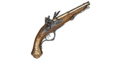 Inert replica of French 2 cannons pistol - Napoléon 1806