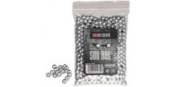 500 pellets Soft Air - Aluminium - 0.30g