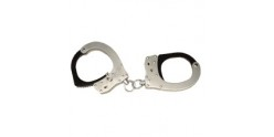 Police Handcuffs - Double Security