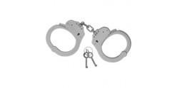 Stainless steel handcuffs