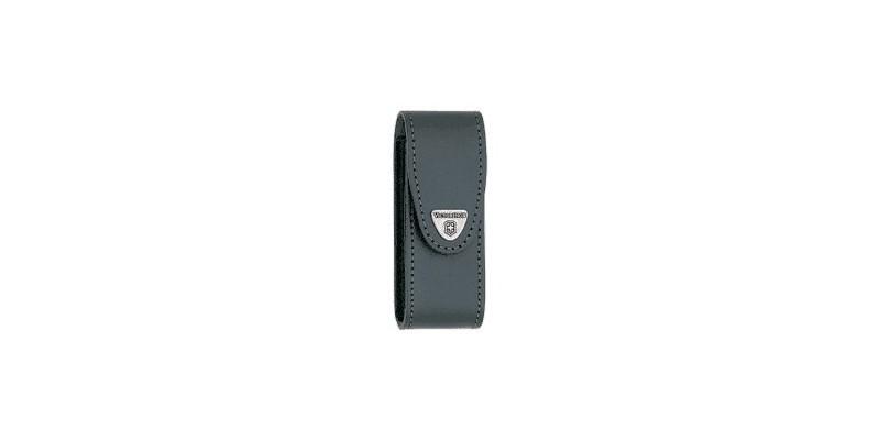 Etui cuir VICTORINOX - 11 à 23 pièces - noir
