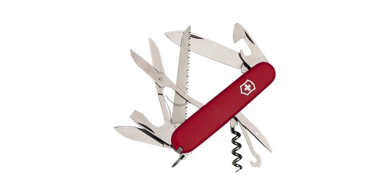 Couteau VICTORINOX - Huntsman 11p