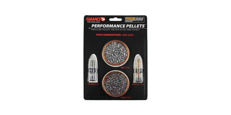 GAMO Performance Pack pellets - .177