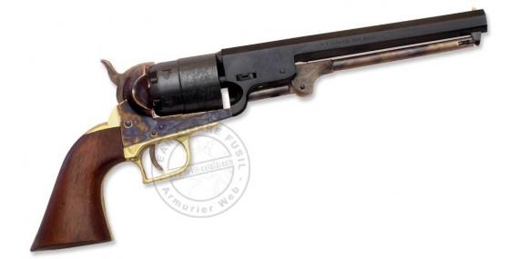 Revolver PIETTA Navy Yank London 1851 - Barrel 7,5''