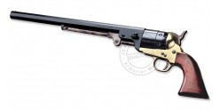 Revolver PIETTA Navy Rebnord Carbine 1851 Cal. 44 - Canon 12''