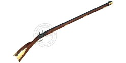 Fusil PEDERSOLI Kentucky Cal. 45 rayé silex