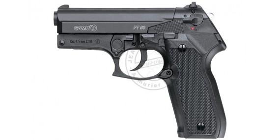 GAMO PT-80 CO2 pistol - .177 bore (3,98 joules)