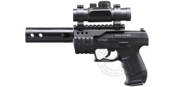 Pistolet 4,5 mm CO2 WALTHER Nighthawk (3,6 joules)