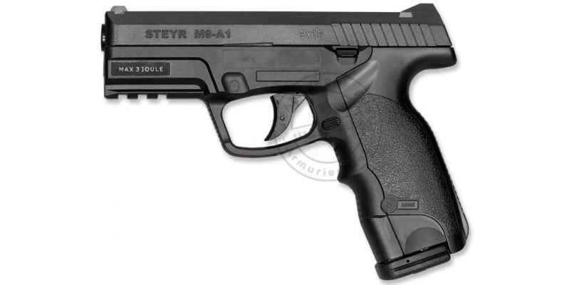 Pistolet 4,5 mm CO2 ASG Steyr M9-A1 (3 joules)