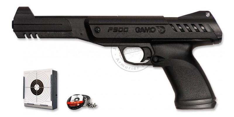 Pistolet 4,5 mm GAMO P900 Gunset (2,55 joules)