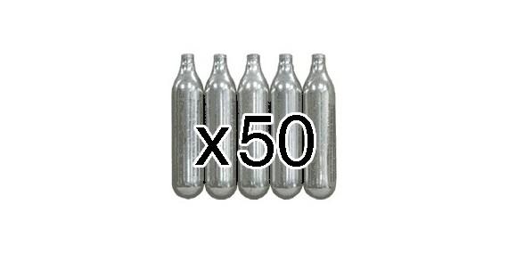 CO2 cartridges 12g (x50)