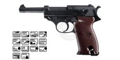 Pistolet Soft Air WALTHER P38