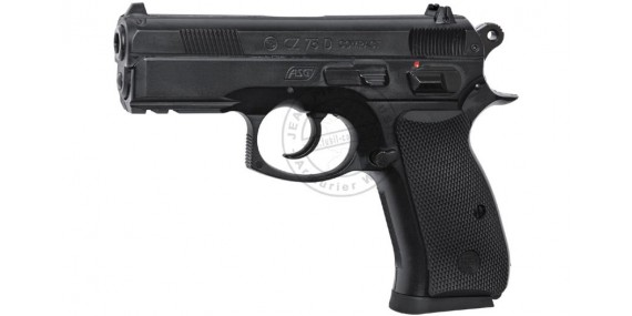 CO2 Soft Air pistol - ASG CZ 75D Compact