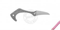 Poignard FRED PERRIN - Le Heron - Cordon rose
