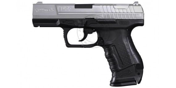 Airsoft pistol WALTHER P99 - bicolour