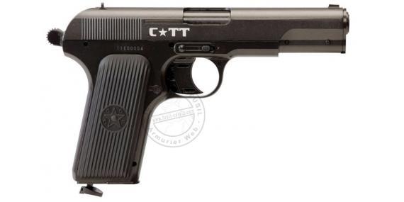 CROSMAN C TT RUSSIAN CO2 pistol (2,45 joules)