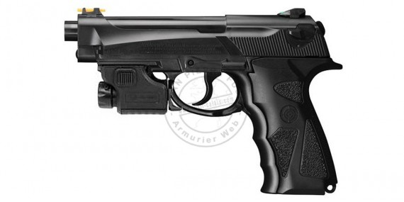 CROSMAN C31 TACTICAL CO2 pistol - .177 bore (4 joules Max)
