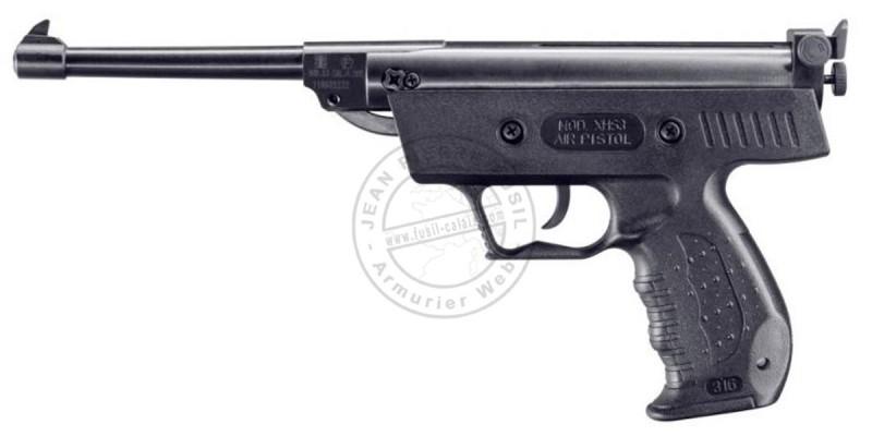 Pistolet 4,5 mm Perfecta S3 (3.5 joules)