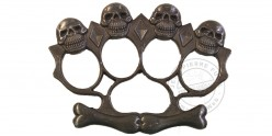 ''The 4 Smiles'' knuckle-duster