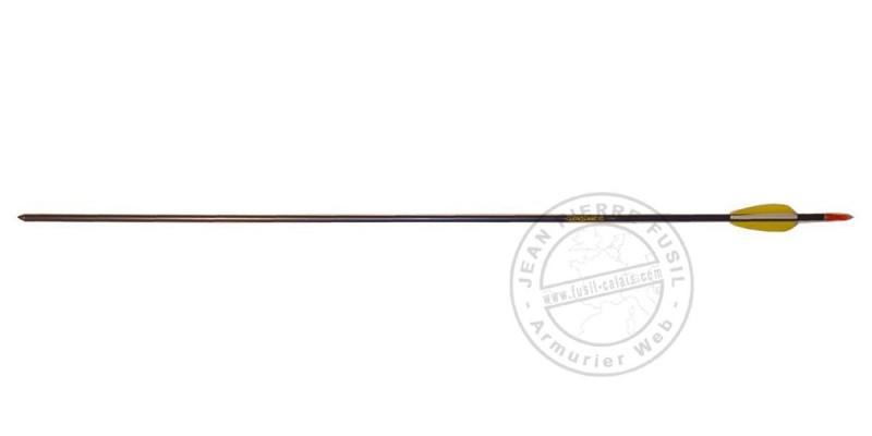 Aluminium arrows for bow - x3