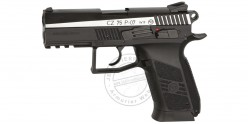 Pistolet 4,5 mm CO2 ASG CZ 75 P-07 Duty - Blowback - Bicolore (2 joules)