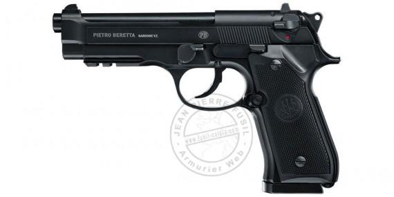 Pistolet 4,5 mm CO2 UMAREX - BERETTA Mod. 92 A1 - Blowback (1,3 Joules) - Semi ou Full automatique