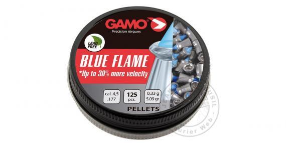 GAMO Blue Flame pellets - .177 - x 125