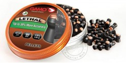 Plombs GAMO Lethal 4,5mm 100
