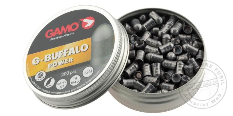 GAMO G-Buffalo pellets - .177 - 2 x 200