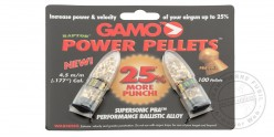 Plombs GAMO Raptor 4,5mm 100
