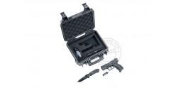 WALTHER P22Q blank firing pistol - Black - 9mm blank bore - Ready 2 defend kit