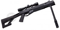 CROSMAN TR77 NPS Rifle - .177 rifle bore - Black (-20 joules) + 4x32 scope