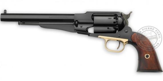 Revolver PIETTA Remington 1858 Acier - Canon 8'