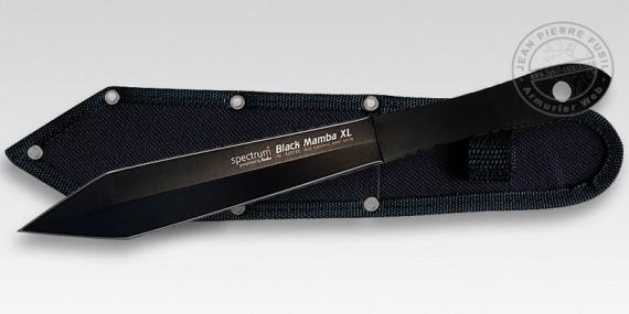 Lame de lancer LINDER - Spectrum Black Mamba XL - 30 cm