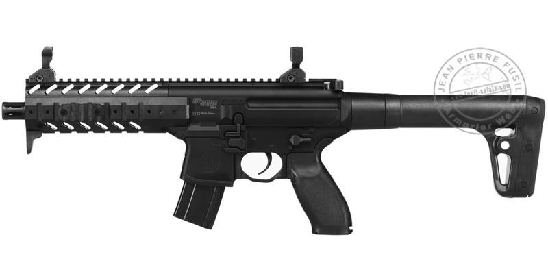SIG SAUER MCX ASP CO2 Submachine Gun - .177 bore (5 Joule max)