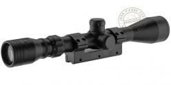 Carabine à plombs 4,5 mm GAMO HPA - IGT (19,9 Joules) + Lunette 3-9 x 40 et bipied