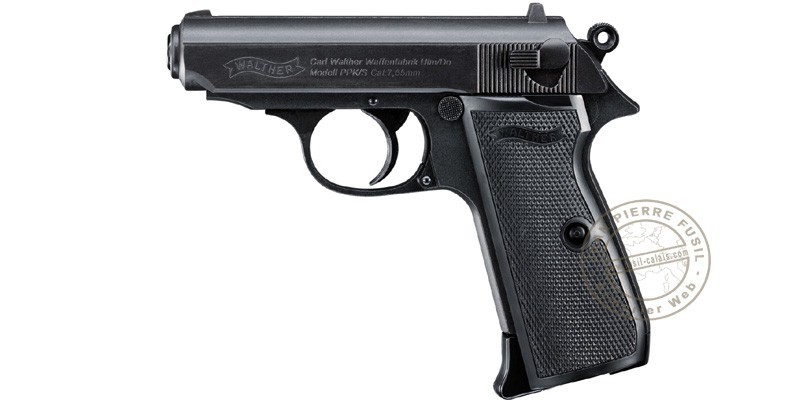 WALTHER - PPK/S CO2 pistol - .177 bore (1.3 Joule)