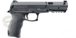 Pistolet à plomb 4,5 mm plombs et BB Umarex DX-17 (Inf. à 2 Joules)