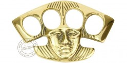 Chinese Knuckle-duster - Golden
